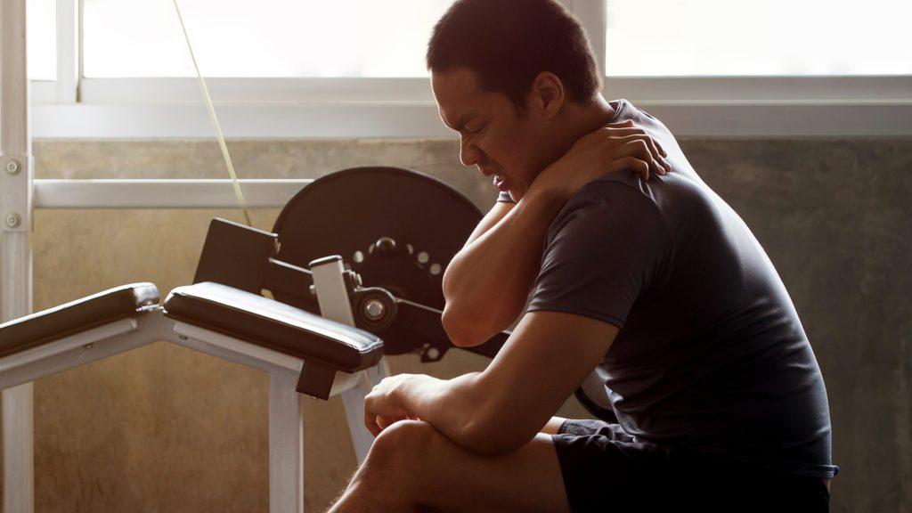 pain vs. soreness